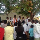 Campaigning in Hanchya Grama