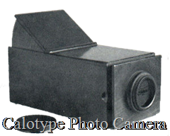 Calotype-Photo-Camera