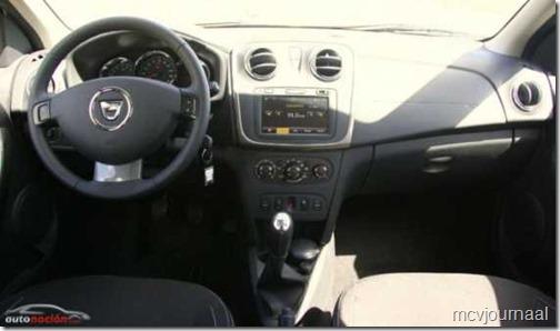 Dacia Sandero Laureate TCe 90 03