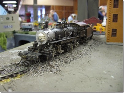 IMG_5476 2-4-4-2 Mallet on the LK&R HO-Scale Layout at the WGH Show in Portland, OR on February 17, 2007