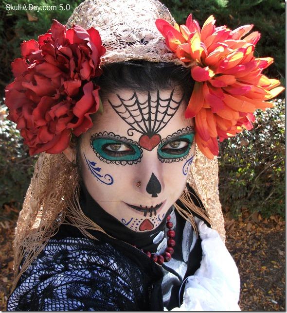 maquillaje de catrina todohalloween (25)