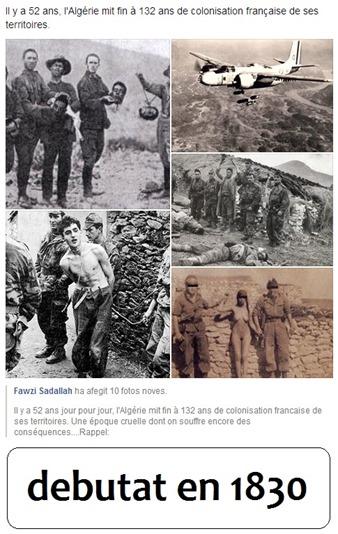5 julhet 1962 Guèrra d'Argèria s'acaba