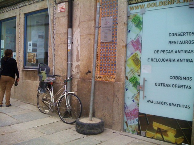 Estacionamento bici 012