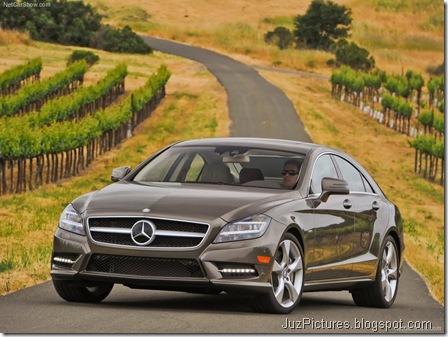 Mercedes-Benz CLS5506