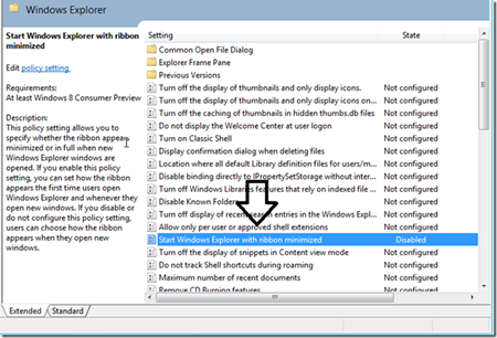 disable-ribbon ui in windows 8