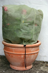 Small Easy Fleece Jackets - Ideal for container plants