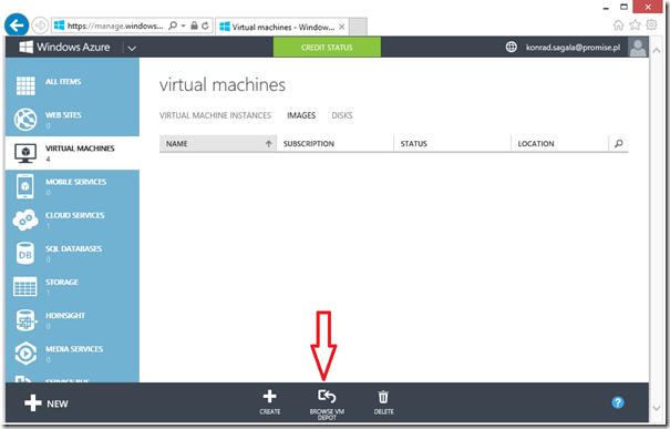 Azure-VirtualMachinesImages