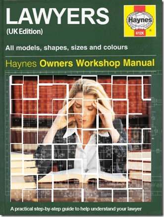 Haynes Owners Manual for Lawyers