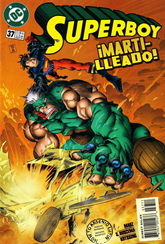 Actualización 08/02/2015: Superboy Vol.3 - traducido por Reddjack y maquetado por Rockfull nos traen el #37.