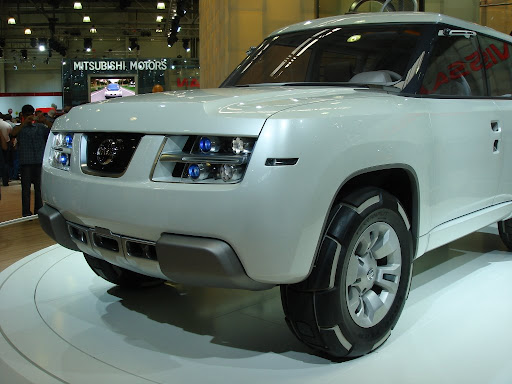 Moscow Motor Show 2006