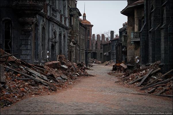 La cité oubliée - Mosfilm (11)