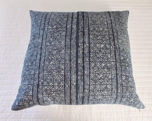 Hmong-Batik-Pillow