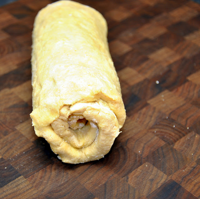 Quick Whole Wheat Puff Pastry