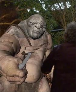 Un detrás de cámara de los efectos de El Hobbit