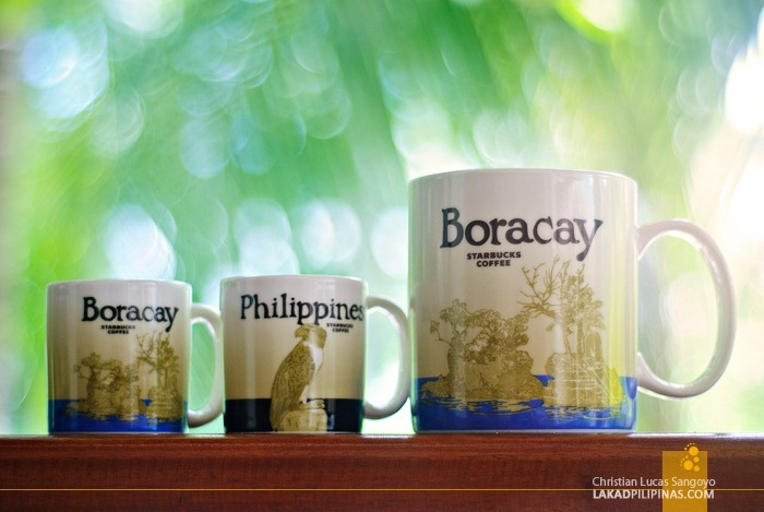 Boracay Starbucks Mug and Demitasse