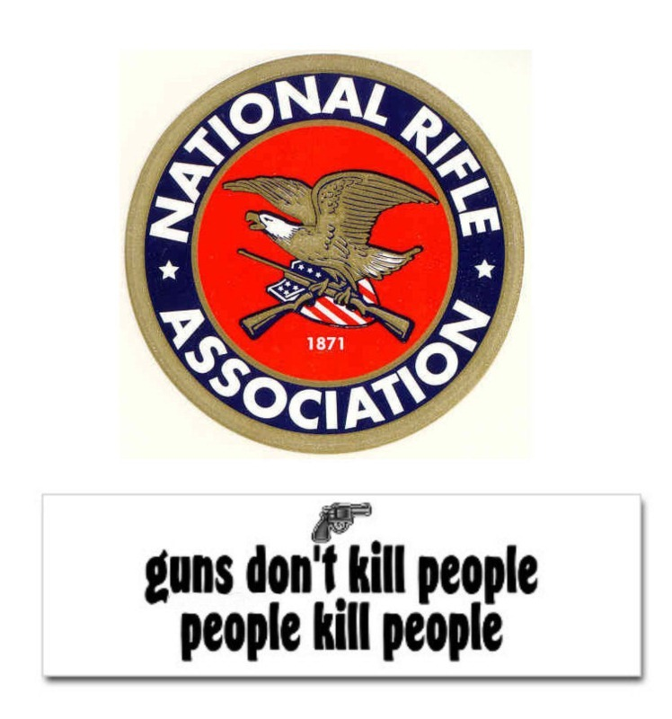 """guns dont kill people people kill Shelf life """"guns don't kill people, people kill people"""" and other myths read an excerpt from dennis a henigan's updated book about gun control."""