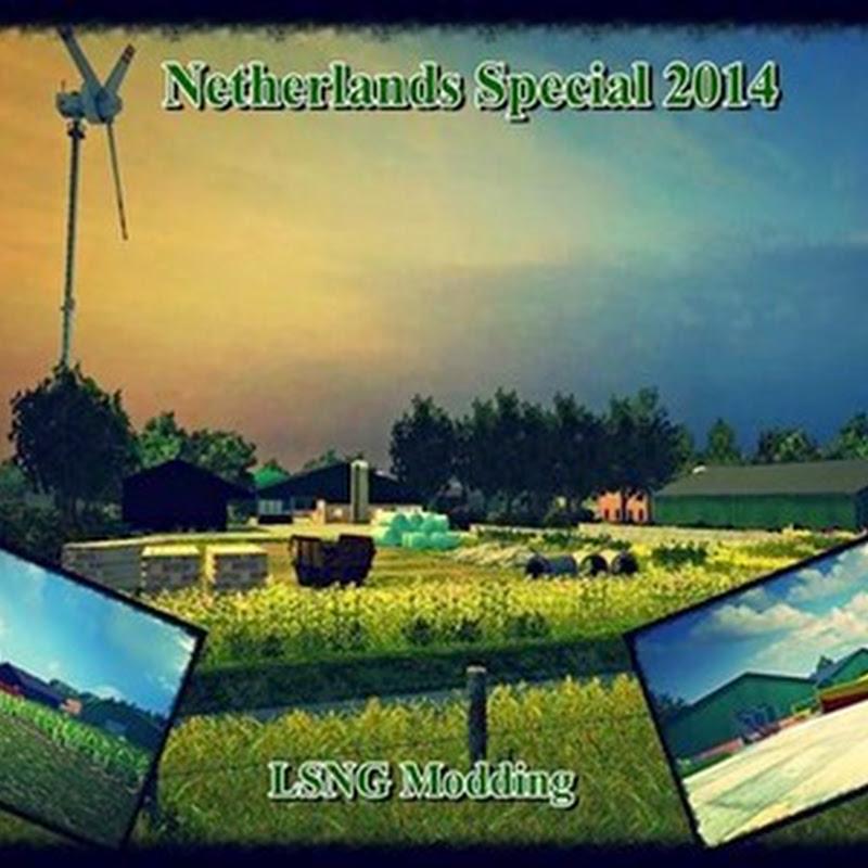 Farming simulator 2013 - Netherlands Special 2014 v 1.2