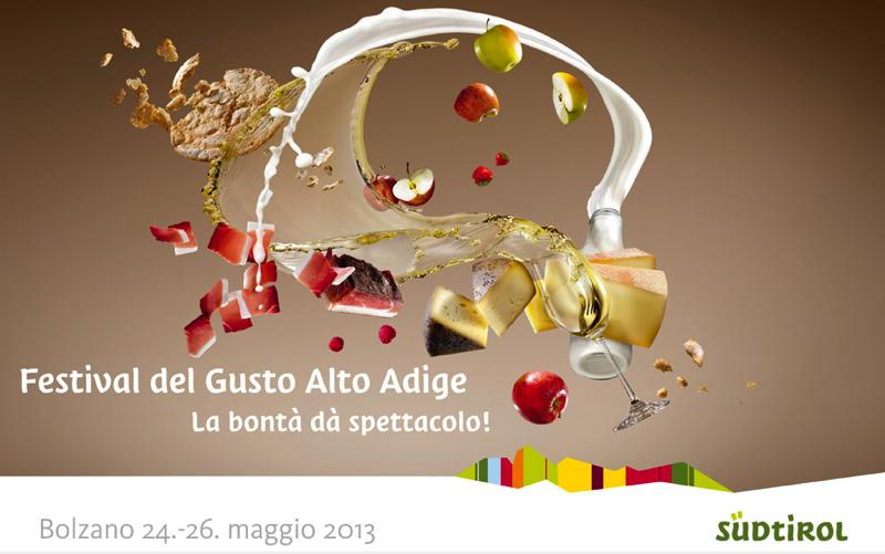 Festival del gusto Alto Adige 2013