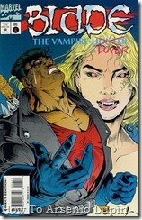 P00006 - BLADE the vampire hunter #6