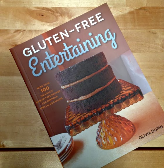 Gluten Free Entertaining by Olivia Dupin