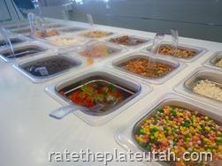 Yogurtland Candy Toppings
