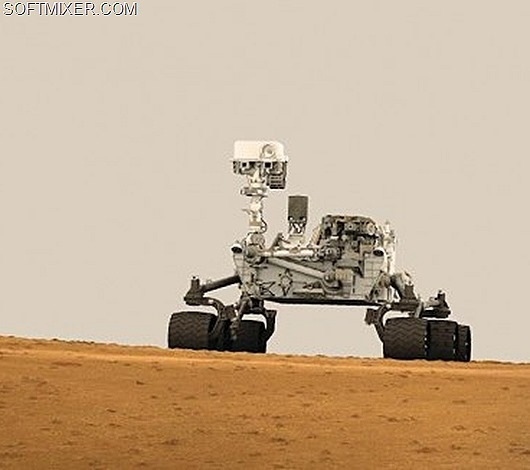 Марсоход-Curiosity