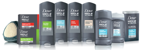 Dove_Men _Care _products