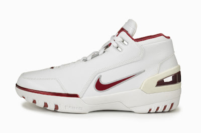 nike air zoom generation xx 20 years of design 1 08 20 Designs that Changed the Game: Nike Air Zoom Generation