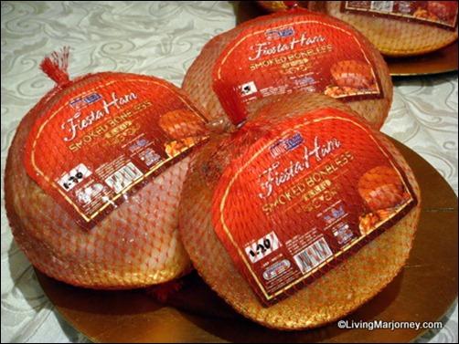 Purefoods Ham Smoked Boneless