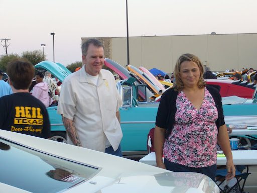 Classic Cruisers Car Show.