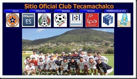 Pagina Tecamachalco