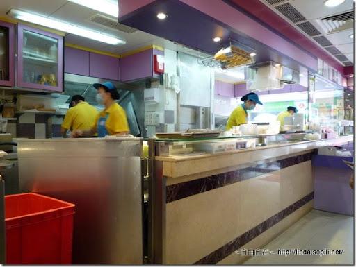 海皇粥-廚房