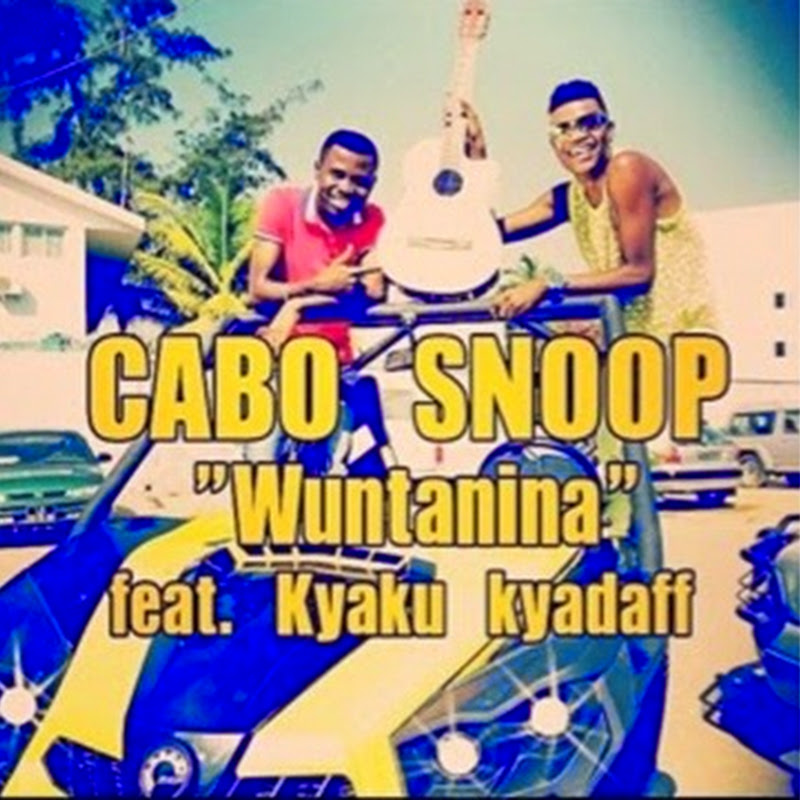 Cabo Snoop ft. Kyaku Kiadafi - Wuntanina (Afro 2k14) [Download]
