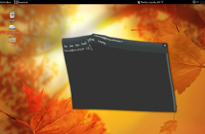 Wobbly Windows - Gnome Shell