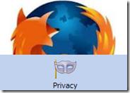 Firefox: cancellare in automatico cronologia e altri dati alla chiusura del browser