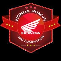 Informasi Kontes SEO Honda (Honda PGM-FI SEO Competition 2012)