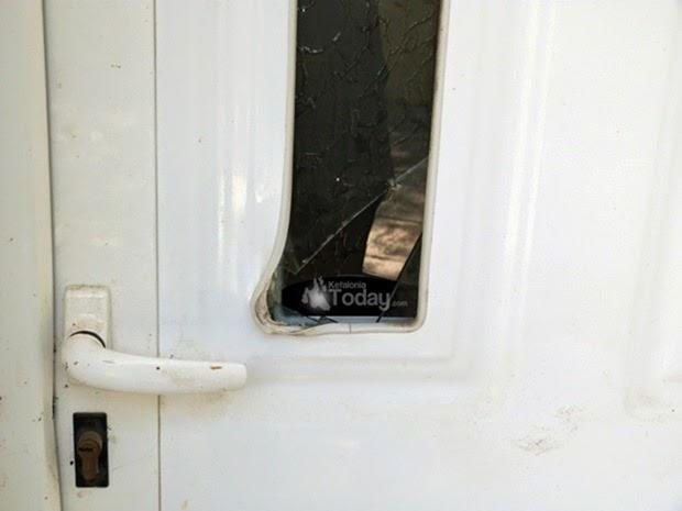 Νέα κλοπή σε σπίτι στα Περατάτα