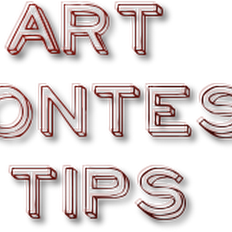 Juried Art Competition Entry Tips 2012