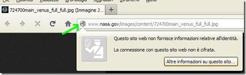 Firefox Altre informazioni su questo sito