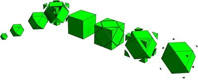 cuboctahedrons
