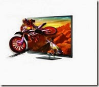 Snapdeal : Buy AOC LE 42A5720/61 106.68 cm (42) Full HD 3D LED SNB Television at Rs.34175 only