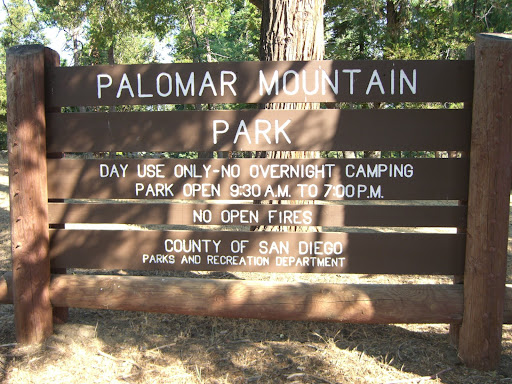 Palomar Mountain County Park