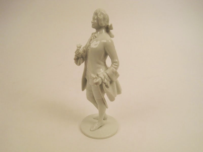 Wien Porcelain Male Figurine
