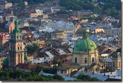 Centro histórico de Lviv