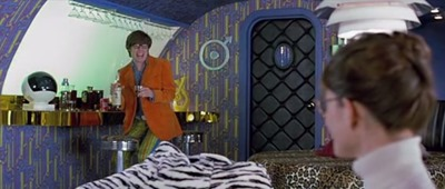 JVC Videosphere prop from Austin Powers: International Man of Mystery