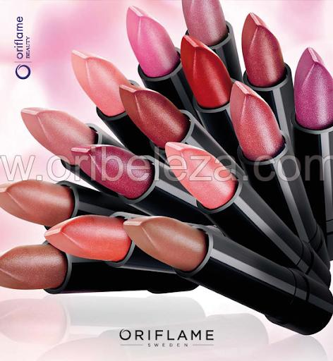 Batons Oriflame Pure Colour