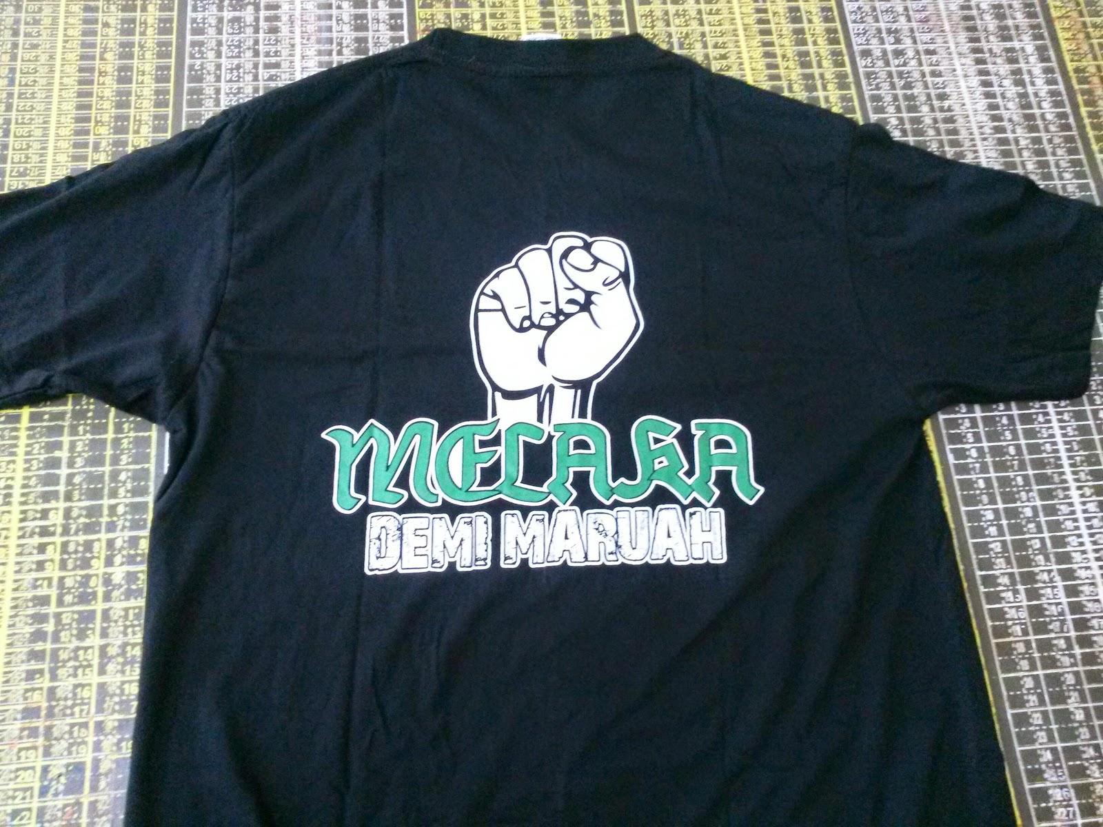 Design T Shirt Untuk Family Day