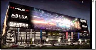boletos arena ciudad de mexico 2014 2015 2016