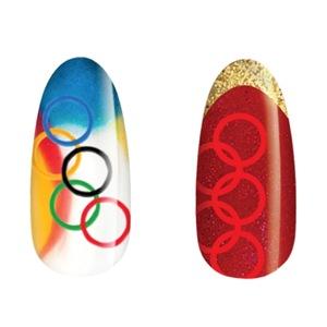 unghii false -olimpiada