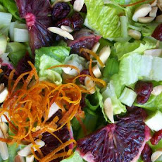 Orange Cos Salad (Australian)